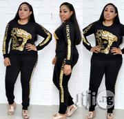 Versace Designers Track Suit for Ladies   Clothing for sale in Lagos State, Agege