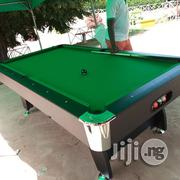 8ft Snooker Board With Complete Accessories. | Sports Equipment for sale in Abuja (FCT) State, Maitama
