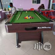 7ft Snooker Board With Complete Accessories.   Sports Equipment for sale in Lagos State, Ikoyi