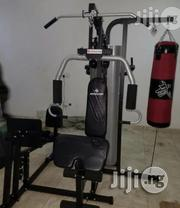 Station Gym With Punching Bag and Leg   Sports Equipment for sale in Abuja (FCT) State, Wuse