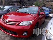 Toyota Corolla LE 2011 Red | Cars for sale in Lagos State, Apapa
