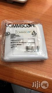 Double Face Plate Cat6 Systimax | Computer Accessories  for sale in Lagos State, Ikeja