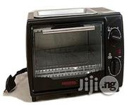 Eurosonic 12L Oven With Grill   Kitchen Appliances for sale in Lagos State, Alimosho