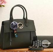 Fendi Roma Women Leather Hand Bag and Purse | Bags for sale in Lagos State, Lekki Phase 1