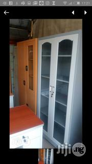 Full Glass Office Shelve Double Door | Furniture for sale in Lagos State, Ojo