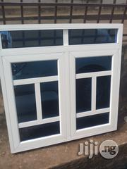 4ft By 4ft Aluminum Casement Window Wit Quality Material And 5mm Glass | Windows for sale in Enugu State, Enugu