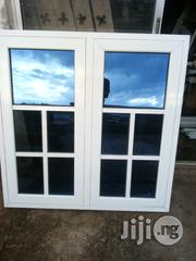 4ft By 4ft Aluminum Casement Window With 5mm Glass | Windows for sale in Enugu State, Enugu