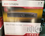 Hikvision NVR DS-7732NI-E4/16P 32 Channe | Security & Surveillance for sale in Lagos State, Ikeja