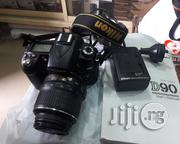 Nikon D90 Super Clean Professional Video and Camera | Photo & Video Cameras for sale in Lagos State, Ikeja
