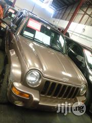 Jeep Cherokee 2003 Gold | Cars for sale in Lagos State, Lagos Mainland