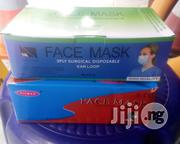 Safety Facemask & Shoe Cover & Caution Tape | Medical Equipment for sale in Enugu State, Aninri