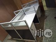 High Quality New 4-Seater Workstation Table   Furniture for sale in Lagos State, Ikeja