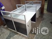 Strong New 4-seater Office Workstation Table | Furniture for sale in Lagos State, Ajah