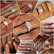 Real Sterling Silver Engagement Rings | Wedding Wear for sale in Rivers State, Port-Harcourt