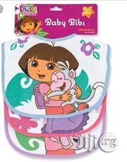 Dora The Explorer 2pk Bib | Babies & Kids Accessories for sale in Lagos State, Ikeja