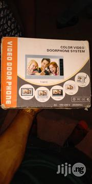 7 Inch Video Door Phone Doorbell Intercom Kit 1 Camera 1 Monitor | Home Appliances for sale in Lagos State, Ikeja