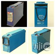 12V 180ah Slim Telecom Deep Cycle Battery   Solar Energy for sale in Lagos State, Ikeja
