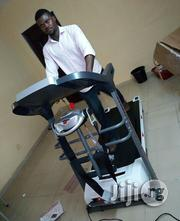 Brand New Imported American Fitness Treadmill With Massage | Massagers for sale in Lagos State, Ikeja