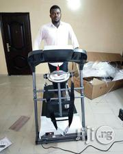 Brand New Imported American Fitness Treadmill With Massage | Massagers for sale in Lagos State, Lekki Phase 1