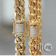 Cuban Ice Hook Chain | Jewelry for sale in Lagos State, Lagos Island