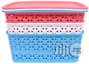 Plastics Basket | Home Accessories for sale in Lagos State, Ikeja
