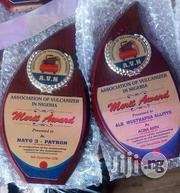 Wooden Plaque Award | Arts & Crafts for sale in Lagos State, Lekki Phase 1