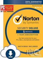 Norton Security Deluxe 2 User   Software for sale in Lagos State, Ikeja