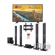"LG 55"" FULL HD Digital LED TV & Bluetooth DVD Home Theatre With HDMI 