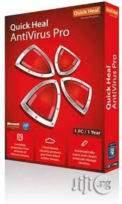 Quick Heal Antivirus 3user   Software for sale in Lagos State, Ikeja