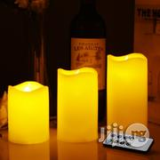 Mini Flameless Led Candle Light With Remote | Home Accessories for sale in Lagos State, Ikeja
