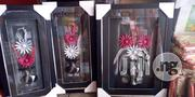 Wall Frame Set Black Grey And White | Arts & Crafts for sale in Lagos State, Surulere