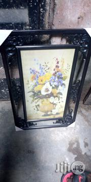 Wall Flowers Frame | Arts & Crafts for sale in Lagos State, Surulere