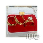 Gold Plated Wedding Ring | Wedding Wear for sale in Lagos State, Surulere