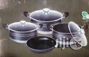 Non Stick Pots With Fry Pan | Kitchen & Dining for sale in Lagos State, Alimosho