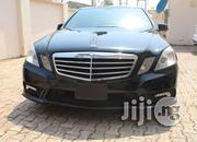Mercedes-Benz E350 2011 Black | Cars for sale in Abuja (FCT) State, Gwarinpa