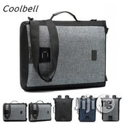 Coolbell Multipurpose 15.6 Backpack | Bags for sale in Lagos State, Ikeja