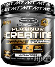 100% Pure Micronized Creatine Powder, 400g (80 Servings) | Vitamins & Supplements for sale in Lagos State, Lekki Phase 1