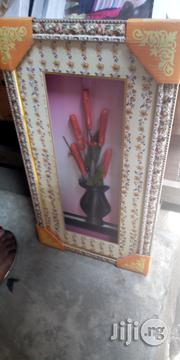 Wall Red Frame | Arts & Crafts for sale in Lagos State, Surulere