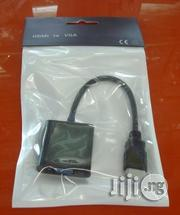 Hdmi To Vga Adapter   Computer Accessories  for sale in Lagos State, Ikeja