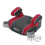 Graco Backless Turbo Booster Car Seat, Chili Red, One Size. | Children's Gear & Safety for sale in Abuja (FCT) State, Central Business District