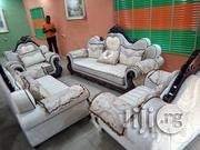 This Is a High Quality Imported Royal Fabric Sofa | Furniture for sale in Lagos State, Ikeja