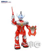Unique Electric Warrior Superman Robot Children's Gift Toys | Toys for sale in Lagos State, Ikeja