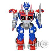 Educational Robot Tyrannosaurus With Weapon Chidren's Toy | Toys for sale in Lagos State, Ikeja