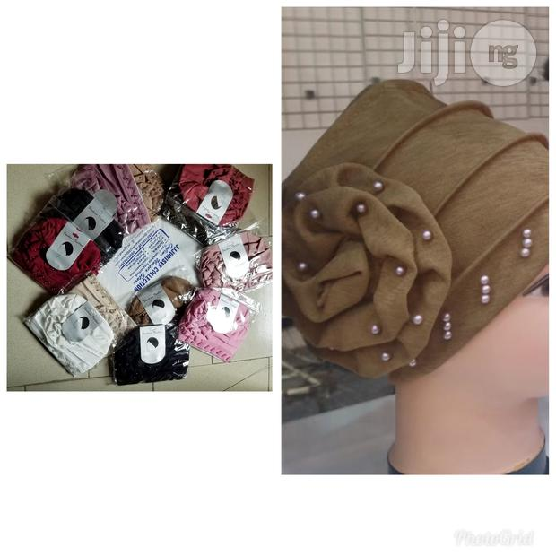 Fashion Cap for Ladies/Women Available in Different Sizes