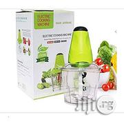 Electric Mini Yam Pounder and Food Processor With Six Blades | Kitchen Appliances for sale in Lagos State, Lagos Island