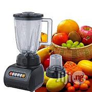 Blender Grinder With Mill Attachment | Kitchen Appliances for sale in Lagos State, Lagos Island