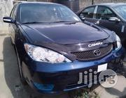 Tokunbo Toyota Camry 2005 Blue | Cars for sale in Lagos State, Ikeja
