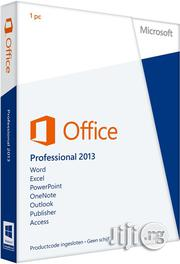 Microsoft Office Professional 2013 | Software for sale in Lagos State, Ikeja