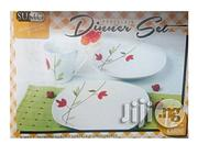 Sumo 12pcs Dinner Set Plate | Kitchen & Dining for sale in Lagos State, Mushin
