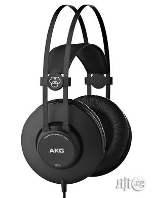 Akg K52 Studio Monitors & Monitoring Headphones